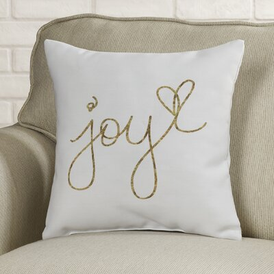 Weekes Throw Pillow Size: 16 H x 16 W x 2.5 D