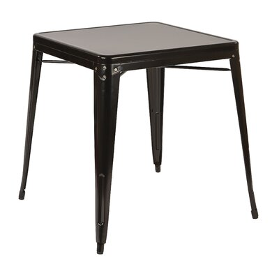 Blaney Dining Table Finish: Black