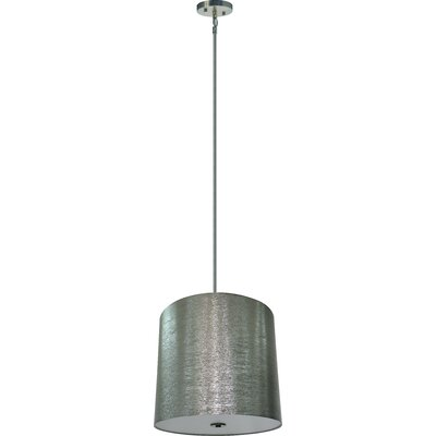 Olivo 5-Light Drum Chandelier Shade Color: Starlight Weave
