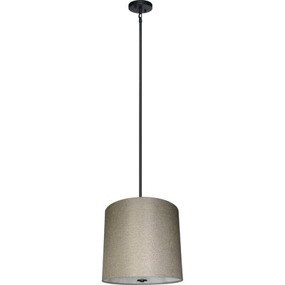 Olivo 5-Light Shaded Chandelier Shade Color: Woven Basket