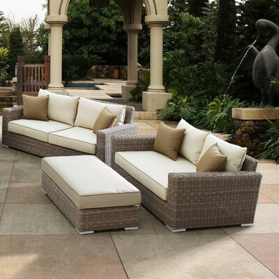 Sunbrella Sofa Set Cushions 6239 Item Image