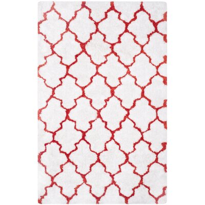Sheriff Hand-Woven Area Rug Rug Size: Rectangle 5 x 8