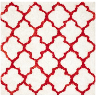 Sheriff Hand-Woven Area Rug Rug Size: Square 5