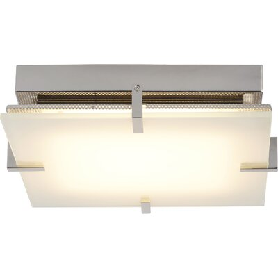 Ponton 1-Light Flush Mount