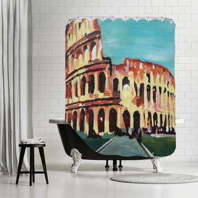 Markus Bleichner Blackford Shower Curtain