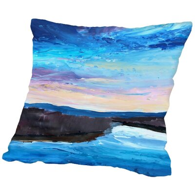 Markus Bleichner Brucker Throw Pillow Size: 18 H x 18 W x 2 D