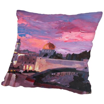 Markus Bleichner Briese Throw Pillow Size: 18 H x 18 W x 2 D