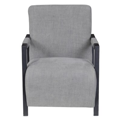 Lorne Arm Chair Finish: Taupe