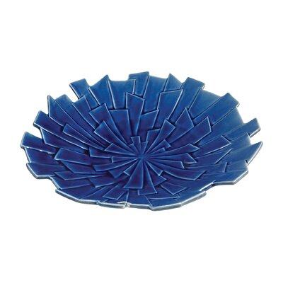 Mckillip Geometric Tribal Styled Plate