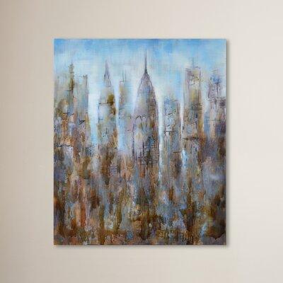 'Gerrity' Original Painting on Canvas