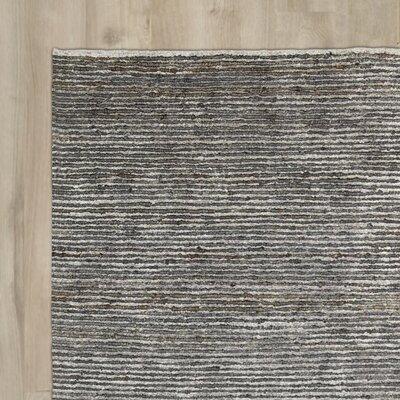 Keene Handmade Gray Area Rug