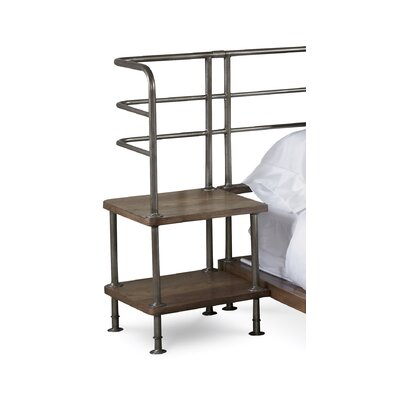 Dailey Nightstand Size: King