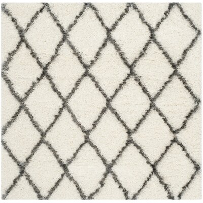Sewell Moroccan Ivory Area Rug Rug Size: Square 7