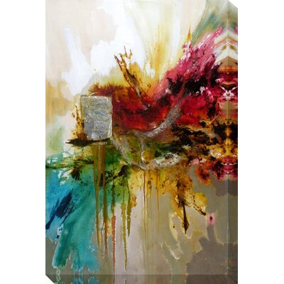 Equinox Painting Print on Wrapped Canvas
