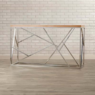 Hiller Console Table