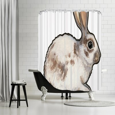 Corvin English Spot Shower Curtain