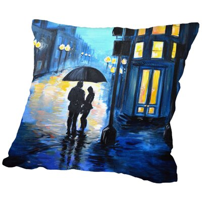 Lampley Harvard Square Throw Pillow Size: 16 H x 16 W x 2 D
