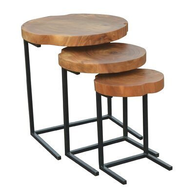 Hoekstra 3 Piece Nesting Tables