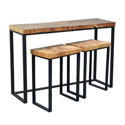 Hoekstra 3 Piece Table Set