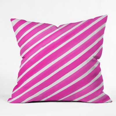 Villasenor Indoor/Outdoor Throw Pillow Size: 16 H x 16 W x 4 D