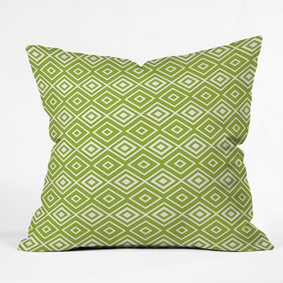 Madore Indoor/Outdoor Throw Pillow Size: 16 H x 16 W x 4 D