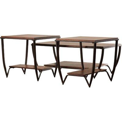 Desantis 3 Piece Coffee Table Set