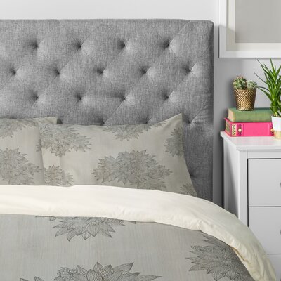 Murrow Duvet Cover Size: King