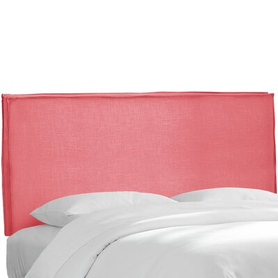 Dunphy Upholstered Panel Headboard Size: California King