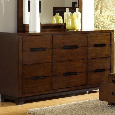 Backman 12 Drawer Dresser