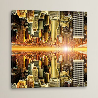 Double Sided Photographic Print on Wrapped Canvas