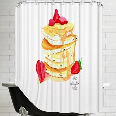 Gina Maher Gunnels Shower Curtain