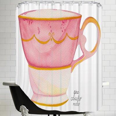 Gina Maher Roloff Shower Curtain