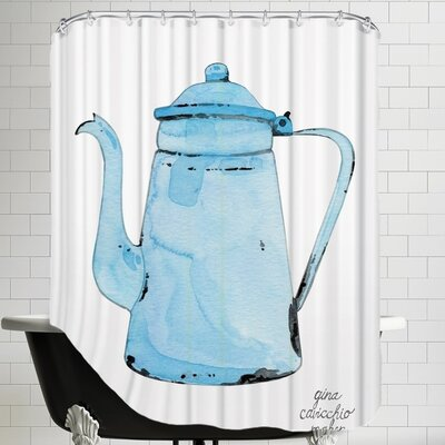 Gina Maher Griffeth Shower Curtain