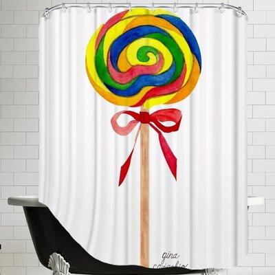 Gina Maher Slusher Shower Curtain