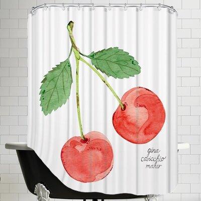 Gina Maher Blackmer Shower Curtain