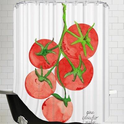 Gina Maher Gurganus Shower Curtain
