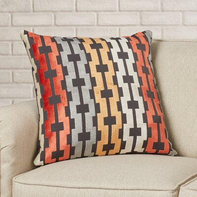 Humberwood Throw Pillow Color: Atomic