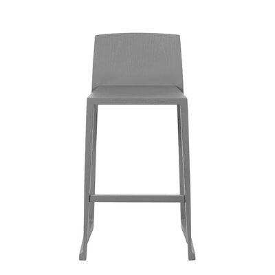 Fairlawn 25.5 Bar Stool Finish: Grey