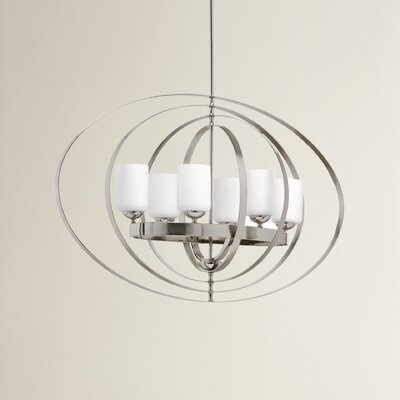 Morganti 6-Light Foyer Pendant