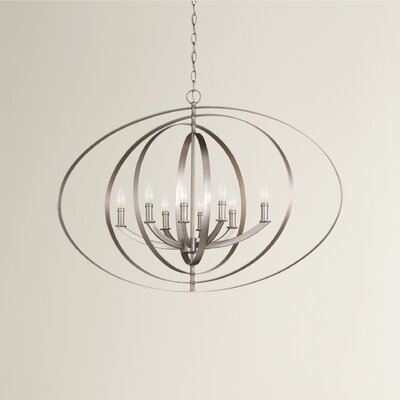 Morganti 8-Light Foyer Pendant