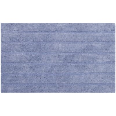 Tauber Master Bath Rug Size: 23 x 39, Color: Light Purple