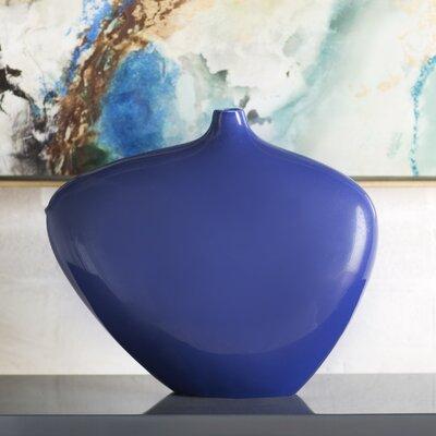 Alveston Table Vase Color: Cobalt