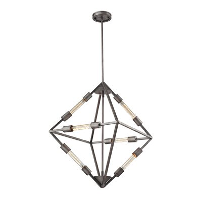 Dunleavy 6-Light Mini Chandelier