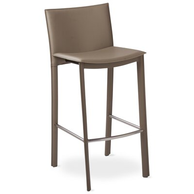 Berggren 30 Bar Stool Color: Gray