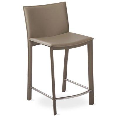 Berggren 24 Bar Stool Upholstery: Taupe