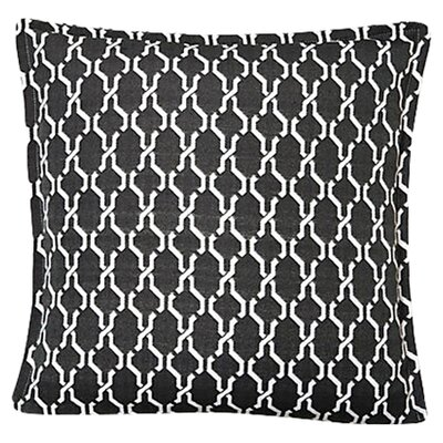 Render Outdoor Throw Pillow (Set of 2) Color: Steel