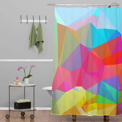 Cornwell Crystal Shower Curtain