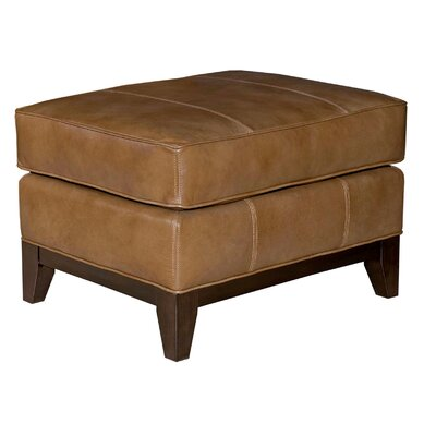 Mcnab Ottoman Color: Medium Brown