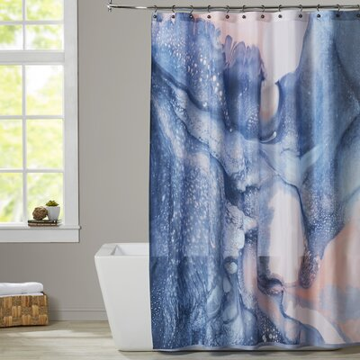 Deb McNaughton Water Shower Curtain