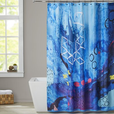 Deb McNaughton XO Shower Curtain